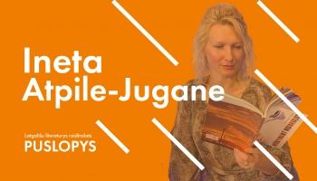 #puslopys INETA ATPILE-JUGANE - par šolku, laimis pūgu i  i byušonu dziļuok