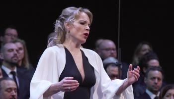 Dziedātāja Elīna Garanča: Esmu komandas cilvēks