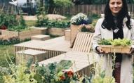 Vieta tomātiem un cilvēkiem. Par Siguldas kopienas dārzu stāsta dizainere Nora Gavare