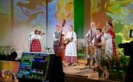 """Top folkloras koncertprogramma """"Rotā saule, rotā bite"""""""