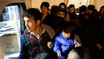 Европа за неделю: поток нелегальных мигрантов в ЕС и чайки в большом городе