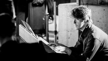 Pianists Uģis Krišjānis - romantiski un ne tikai....