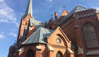Sakrālā mantojuma programma un baznīcu saglabāšana Latgalē