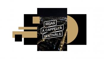 """Par koncertiem """"Rīgas A Cappella festivālā"""" stāsta Kristofers Volšs-Sinka un Arturs Orlovs"""