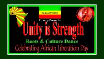 Rasta alfabētā U - Unity un Upsetter