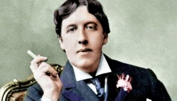6. aprīlis. 1895. gadā britu policija arestē rakstnieku Oskaru Vaildu