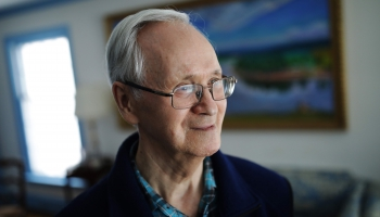 """Krustpunktā Lielā intervija: Viens no """"Novičok"""" radītājiem, zinātnieks Vils Mirzajanovs"""