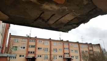 Revīzijā par situāciju daudzdzīvokļu namos secinātais. Iespējas problēmas risināt