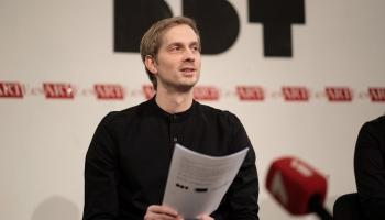 """""""Atsperē"""" saimnieko Liene Jakovļeva un Ilmārs Šlāpins, ciemos nāk Elmārs Seņkovs"""