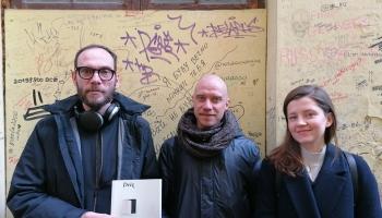 """Mākslas projekta #mikropilsonis kopsavilkums - izdevums """"Drīz"""""""