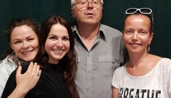 Mīļmīkliņas min trīs aktrises: Zane Dombrovska, Anna Klēvere un Lelde Dreimane