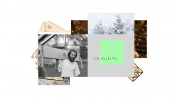 Tīrkultūra. Par latvisko, brīnumaino un mūžīgo ar kokļu meistaru Ģirtu Laubi