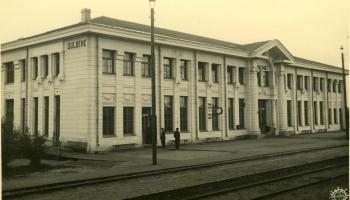 Vai zini, ka lielākā stacijas ēka starpkaru Latvijā uzbūvēta Gulbenē?
