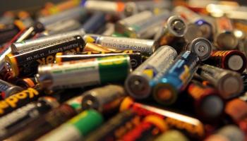Старые батарейки: утилизируй правильно