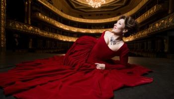 "Marina Rebeka Volfganga Amadeja Mocarta operā ""Tita žēlsirdība"""