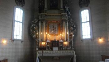 Bērzgales baznīca un tās glābējs - priesteris Antons Šķeļs
