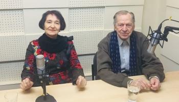 Ņina Ņeznamova un Mihails Kublinskis. Spēlmaņu nakts balva ir prieks un gandarījums