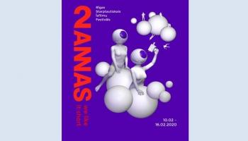 """Īsfilmu festivāla """"2ANNAS"""" rīkotājus šogad interesē notiekošais ārpus Zemes"""