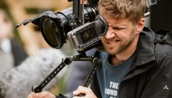 IMAGO balvai nominētais operators Valdis Celmiņš: Man patīk stāstīt stāstus