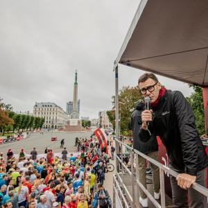 Vīna un skriešanas maratonu kultūras veidotājs Latvijā - Aigars Nords