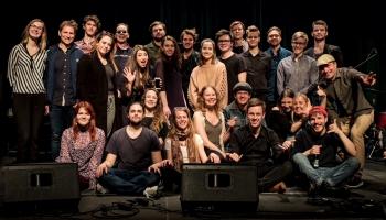 """JVLMA džeza studenti Dānijā un atskats uz konkursu """"Riga Jazz Stage"""""""