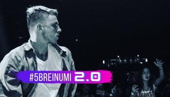 #5BREINUMI 2.0 & Kristaps Strūbergs par mūziku, Viļāniem un restartu