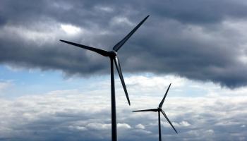 Vēja parku attīstībā Latvijā atpaliek no kaimiņvalstīm
