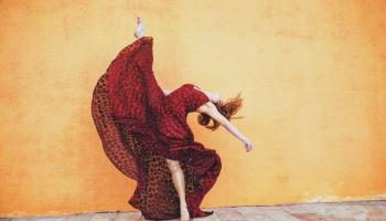 Īrijas latviete ar mākslas vingrotājas diplomu atgriežas dzimtenē, lai kļūtu par balerīnu