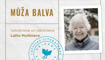 Valoda, literārais mantojums un atgriešanās Latvijā. Saruna ar Lalitu Muižnieci