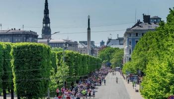 Rīgas maratonā būs trīs dažādu drošības līmeņu starti