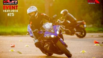 Мотоджимхана: искусство владения мотоциклом