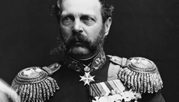 2. marts. Par Krievijas imperatoru kronē Aleksandru II