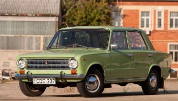 19. aprīlis. no Volgas automobiļu rūpnīcas konveijera noripo pirmais automobilis VAZ-2101