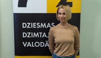Samanta Tīna pārstāvēs Latviju 2021. gada Eirovīzijas dziesmu konkursā