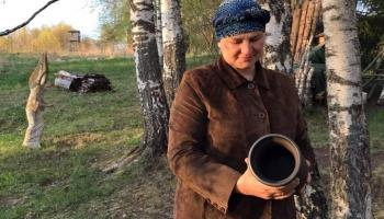 Evija Vasilevska Akminīšuos: Tys, kas ite sovulaik beja aizsuokts, nūteikti turpynuosīs