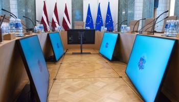 Valdība apstiprina 2022. gada valsts budžeta projektu iesniegšanai Saeimā