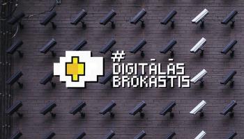 #DigitālāsBrokastis par kiberdrošību 2021. gadā ar Ilvesu un Solovjovu