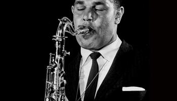 Amerikāņu saksofonists Deksters Gordons