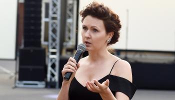 """Festivāla """"Rīga Jūrmala"""" direktore Zane Čulkstēna: Operas žanrs man ir ļoti mīļš"""
