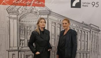 Anna Heinrihsone aicina izstādē Liepājā svinēt Vilmas dzimšanas dienu