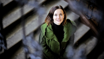 LMB 2019 nominante Gundega Šmite: Reizēm patiesības gaisma var likties pārāk neērta