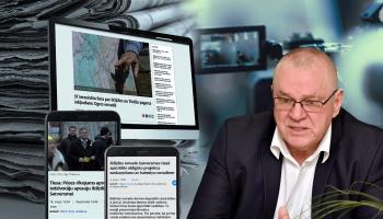 Cilvēks ziņu virsrakstos: Ikšķiles mērs un novadu reformas pretinieks Trapiņš