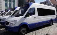 Turpinās strīds par Rīgas mikroautobusu iepirkumu