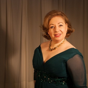 """Dziedātāja Inga Kalna un Vivaldi """"Triumfējošā Judīte"""" Grieķijā"""