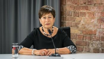 Inna Šteinbuka: ES atvēlētā nauda jāizmanto gudri - jāiegulda produktivitātes celšanā