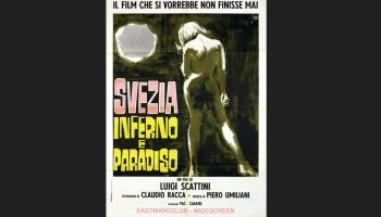 "Pjero Umiljāni mūzika filmai ""Zviedrija: debesis un elle"" (1968)"