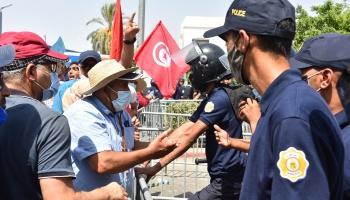 Protesti Tunisijā, ASV Tuvajos Austrumos, Bašara Al Asada jaunā prezidentūra