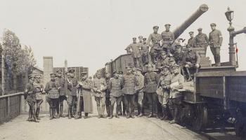 Neatkarības karš. 1919. Latvijas bruņoto spēku pirmsākumi