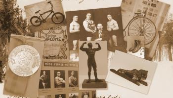 Par Latvijas Sporta muzeja daudzajām aktivitātēm.