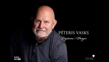 """""""Orfeja auss"""" muzikālais pielikums. Pētera Vaska jaunais albums """"Lūgšana"""" (Skani, 2019)"""